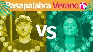 Pasapalabra | Mario Cuche vs Claudia Carmona