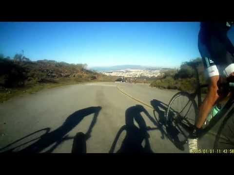 2015 San Bruno Hill Climb - 45+