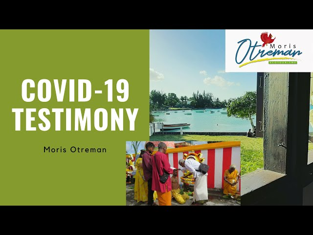 The voice of sustainable tourism actors during the COVID-19 crisis - Moris Otreman
