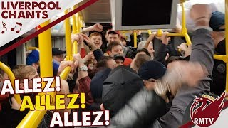'Allez Allez Allez!' | The Best Liverpool Chant From Porto! | Learn LFC Chants
