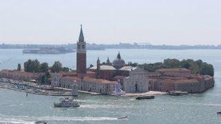Венеция достопримечательности - Вид с базилики Сан Марко(Венеция достопримечательности - Вид с базилики Сан Марко Аренда частных апартаментов по всему миру (самые..., 2013-08-07T23:02:28.000Z)