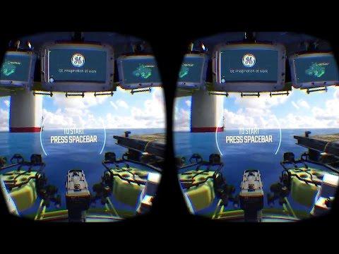 GE Subsea Experience - Oculus Rift DK2