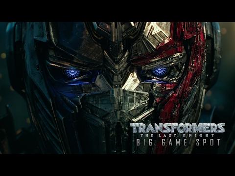 Transformers The Last Knight (2017) - Big Game Spot