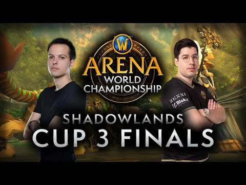 AWC Shadowlands Cup 3 | Championship Sunday Full VOD