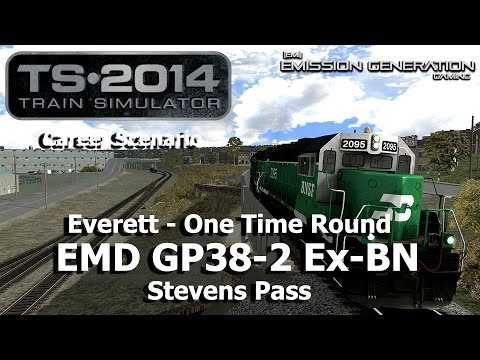 Everett, One Time Round - Career Scenario - Train Simulator 2014