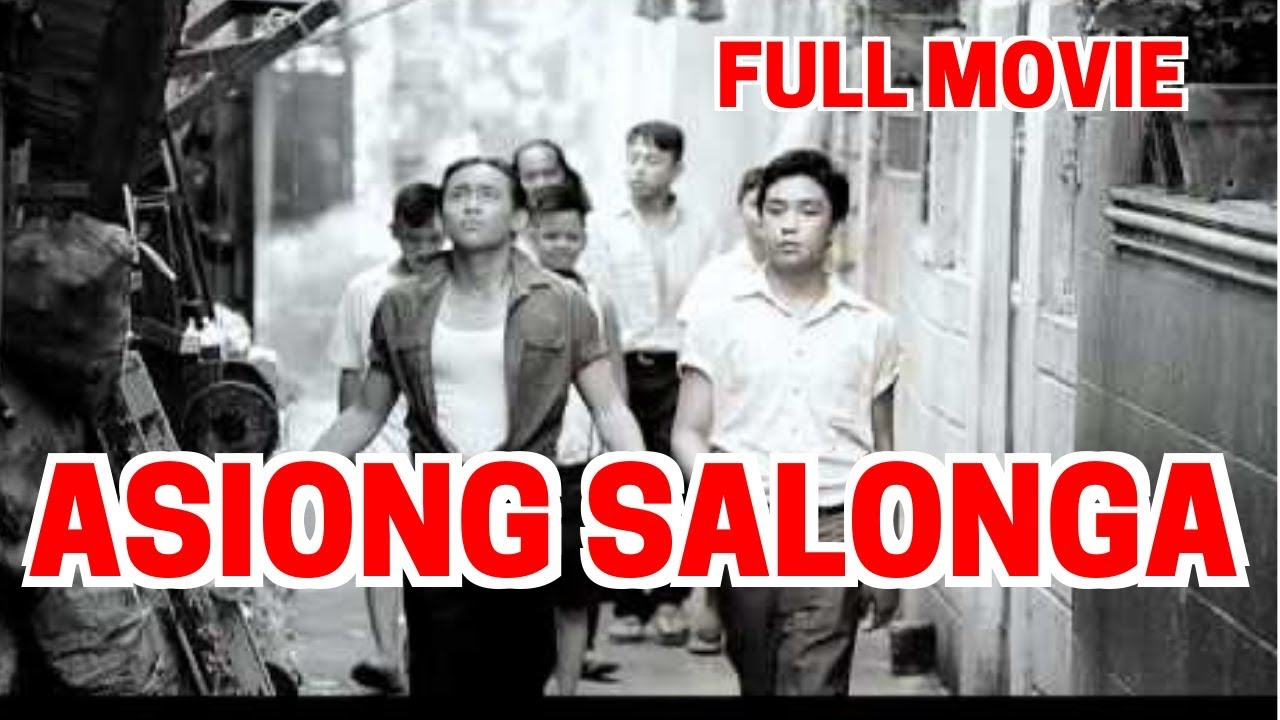 ASIONG SALONGA - MANILA KINGPIN: THE ASIONG SALONGA STORY - FULL MOVIE