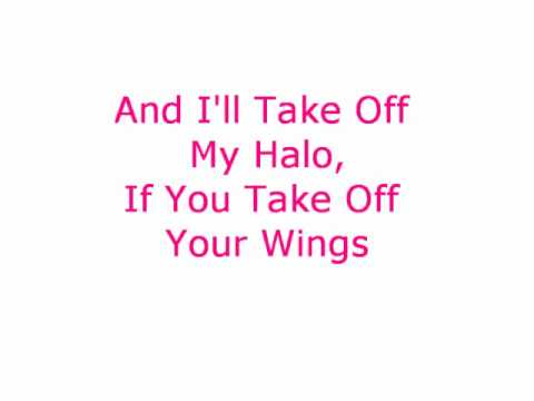 Just By Being You ( Halo and Wings) Lyrics - Steel Magnolia