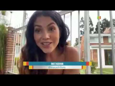 """LA ACTRIZ LINA CASTRILLÓN EN """"DE LOCOS"""" DE TELEMEDELLÍN"""