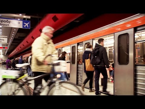 🚇🗺️ Around the world on a metro, with the EIB (English subtitles)