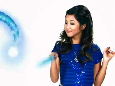 Disney Channel Russia - Brenda Song - Youre watching Disney Channel
