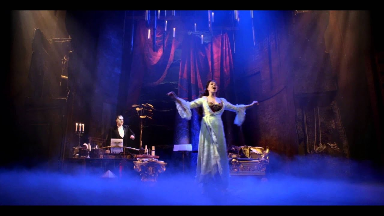 the phantom of the opera north american tour schenectady