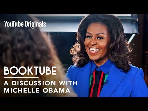 Michelle Obama on the importance of swerving | BookTube