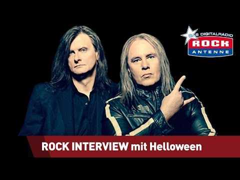 ROCK ANTENNE Interview: Helloween - 2015 My God-Given Right mit dem Metalmoser