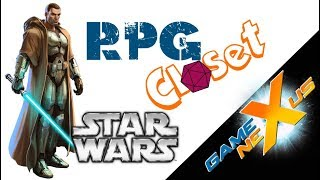 The RPG Closet: Star Wars the Role Playing Game Review