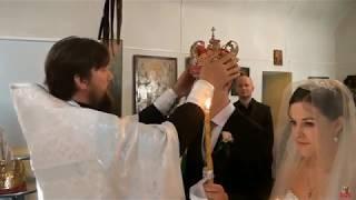 В золоченой церкви нас с тобой венчали
