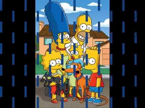 комикс про симпсонов