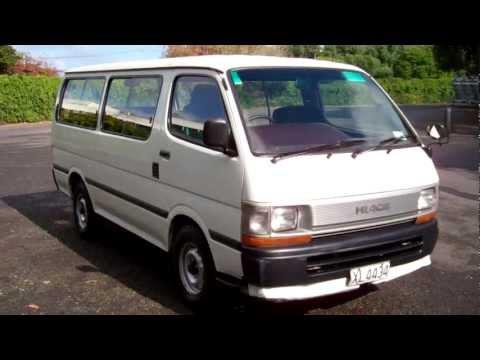 1991 Toyota Hiace Mini Bus $Cash4Cars$Cash4Cars$ **  SOLD  **