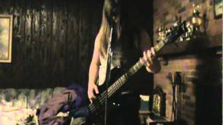 Morbid Angel - God of Emptiness Bass/Vocal cover