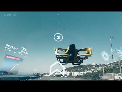 Sky's not the limit for 'world's smallest flying car'