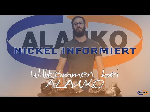Nickel:  Willkommen bei ALANKO - Nickel stellt sich vor