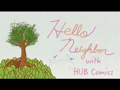 Hello Neighbor: Hub Comics