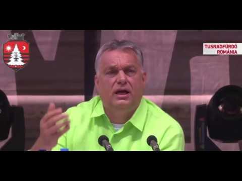 Orbán Viktor tusnádfürdői beszéde 2017. 07. 22.