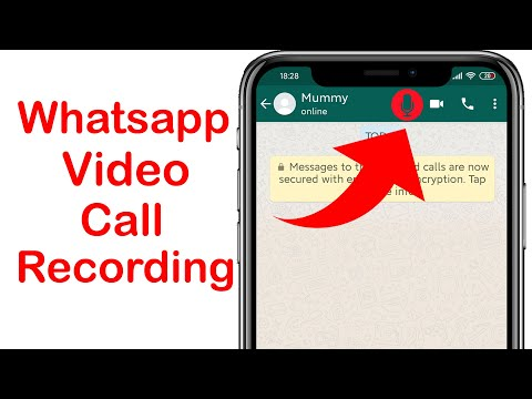 How to Record whatsapp video call without any app | whatsapp vc recording | Whatsapp tips & Tricks