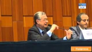 Palermo, Roberto Helg preso mentre intascava una mazzetta