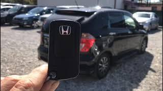 Авторынок Абхазии.  Honda Edix, отличный минивэн.