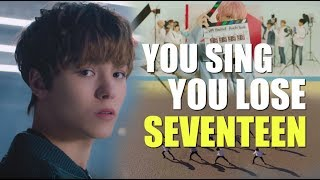 SEVENTEEN - TRY NOT TO SING [38]