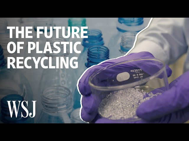 Plastic: The Scourge of Cities Becomes a Resource