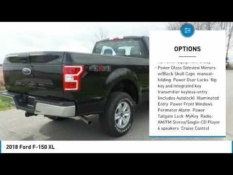 2018 Ford F-150 T8892