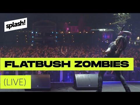 Flatbush Zombies live @ splash! 19