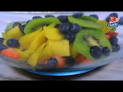 Desayuno saludable con Quinua Doria