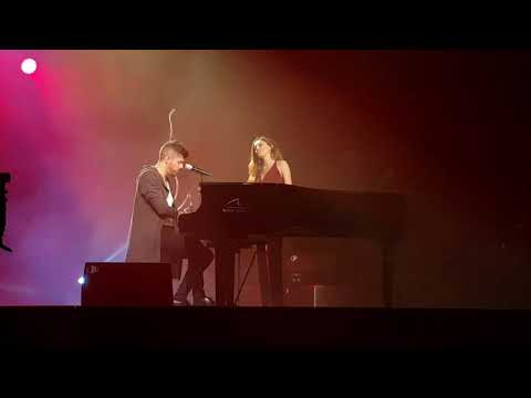 Pablo Lopez & Maria Parrado Mi Gato - Concierto Cadiz Falla