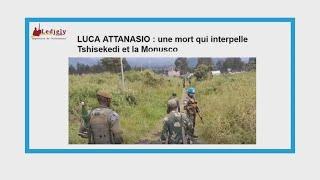 Assassinat de l'ambassadeur italien en RDC: