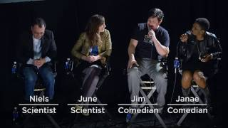 Introducing the comedy game show: Funny or True?