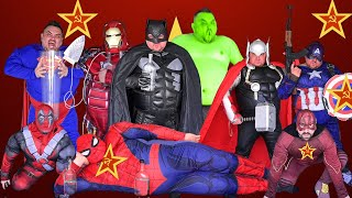 Russian Superheroes