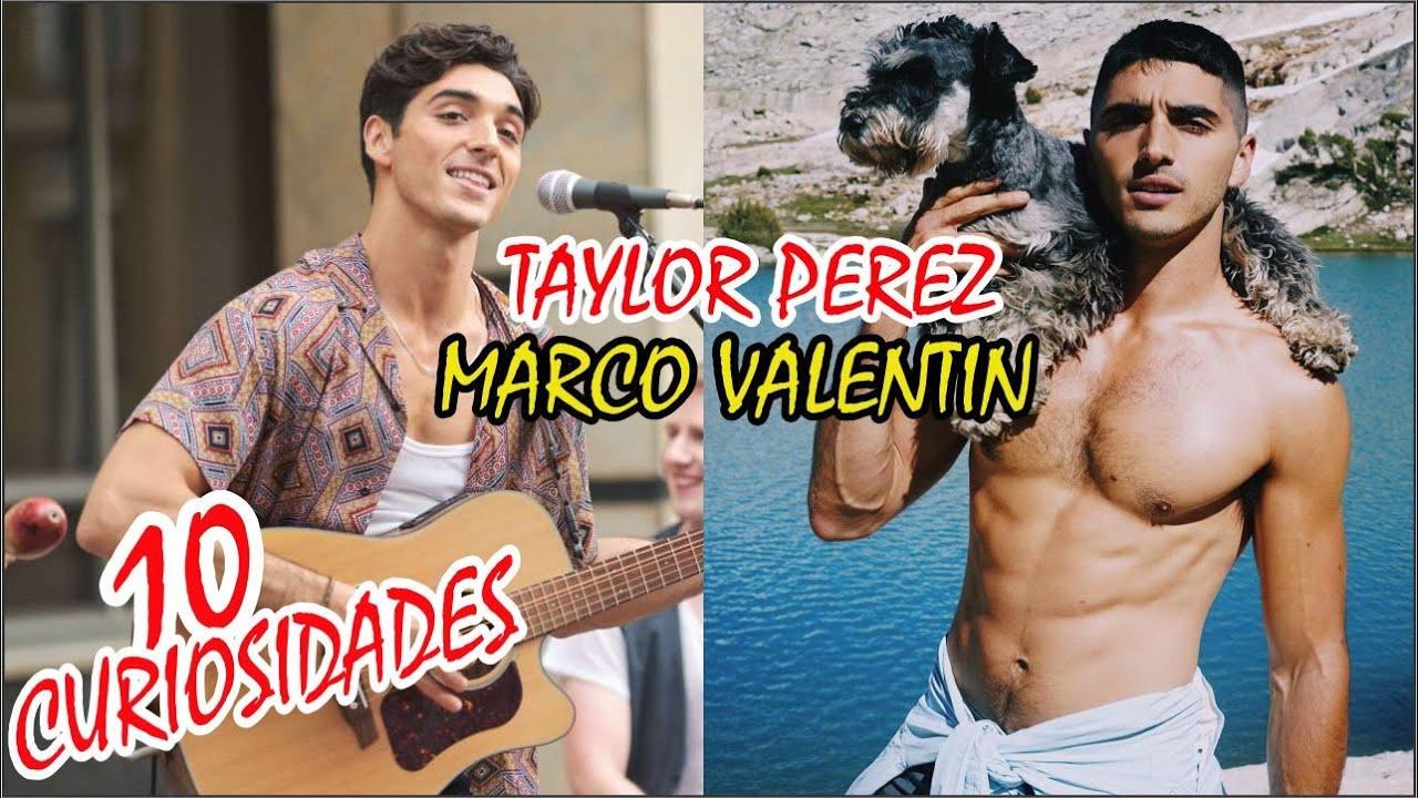 10 CURIOSIDADES DE TAYLOR PEREZ/ MARCO EN EL STAND DE LOS BESOS 2