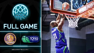 Hapoel Unet-Credit Holon V Tofas Bursa - Full Game   Basketball Champions League 2020/21
