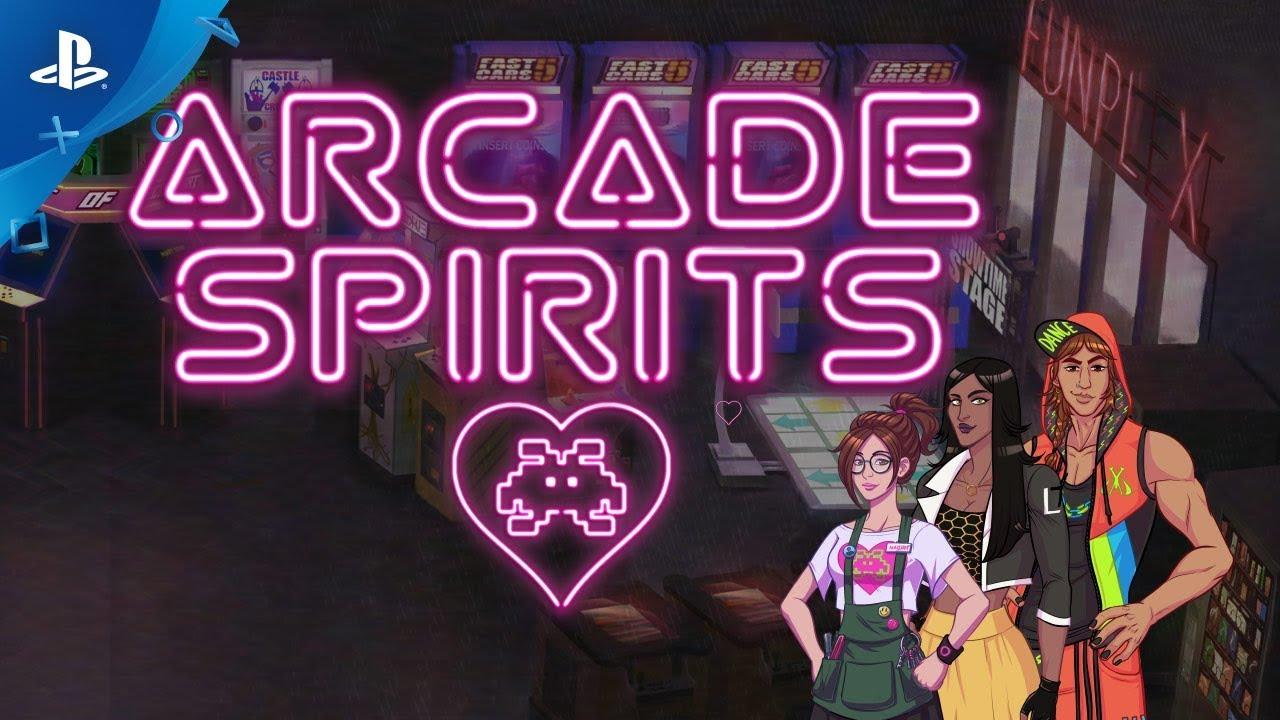 Arcade Spirits - Announcement Trailer | PS4