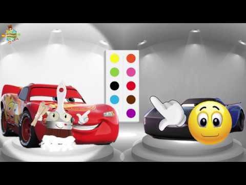 2 Oyuncak Dunyasi Arabalar 3 Pixar Car 3 Animasyon Filmi Simsek