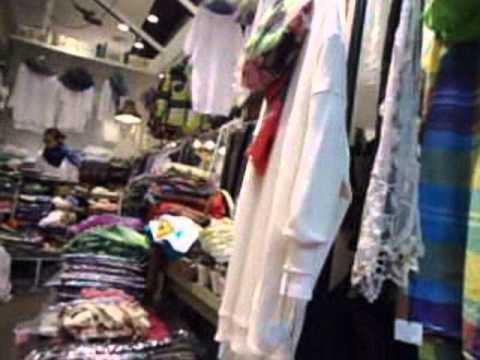 Dongdaemun shopping