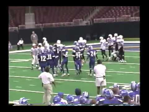1997 Football Jeff Dome