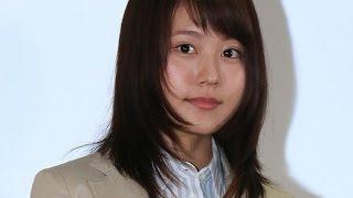 有村架純「しんかい6500」に搭乗!「不思議な空間」「連続ドラマW 海に降る」クランクアップ報告会2 #Kasumi Arimura #Umi ni furu