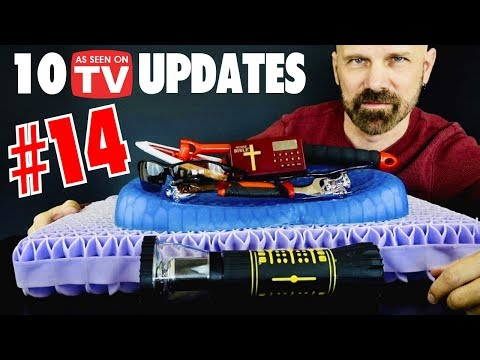 10 As Seen on TV Product Review Updates, Part 14