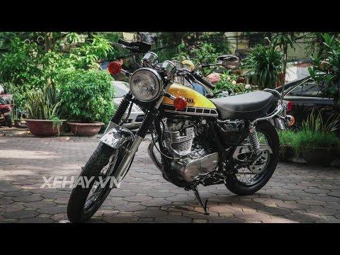 [XEHAY.VN] Yamaha SR400 2016 60th Anniversary giá 235 triệu tại Việt Nam