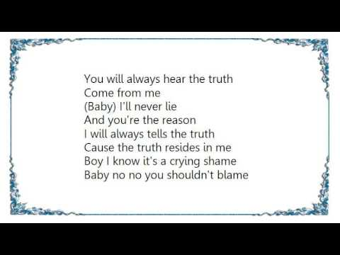Brandy - Truthfully Lyrics