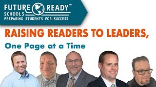 Raising Readers to Leaders, One Page at a Time