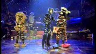 The Battle of the Pekes and the Pollicles - part one. HD, from Cats the Musical - the film.